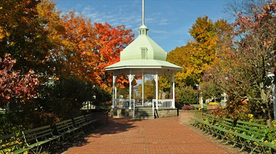 Fall in Ligonier